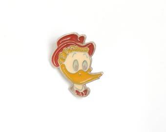 Donald Duck, Disney enamel pin, disney lapel pin, disney pin,