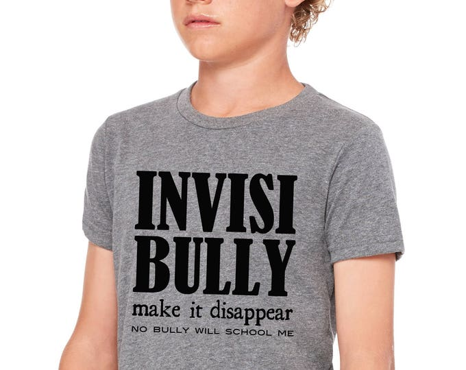 Youth Unisex Invisi Bully