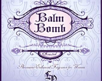 Balm Bomb - Pheromone Enhanced Perfume for Women - Love Potion Magickal Perfumerie