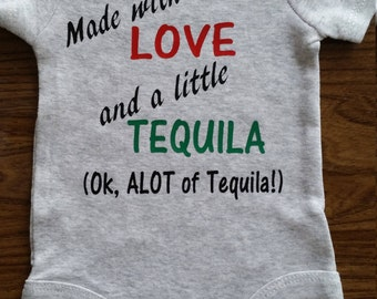 Made with lots of Love and Tequila!
