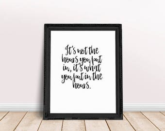 Work Quote |  Inspiring Quote, Inspiring Wall Quote, Inspiring Sayings, Better Life Quotes, Quotes About Life, Quotes About Work