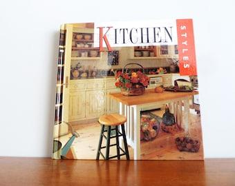 1995 Kitchen Styles - Ellen Frankel - Allison Murray Morris - Interior Design - Vintage 1990s Kitchen Book