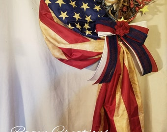 Patriotic, Red, White & Blue, 4th of July