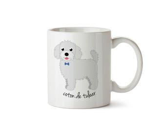Coton de Tulear Mug (boy)