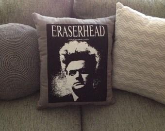 David Lynch's Eraserhead Pillow