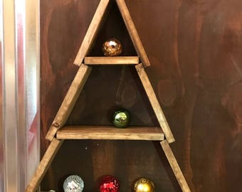 Christmas Tree Shelving