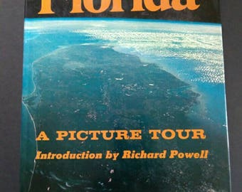 Florida  A Picture Tour , 1972 , Richard Powell , Out of Print