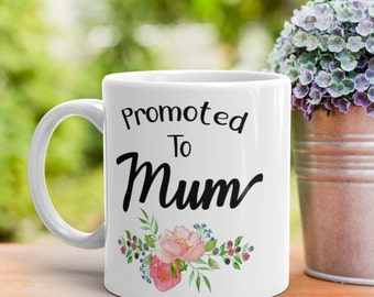 First Mothers Day Mug, Mum To Be Mug, Gifts For Expecting Mothers, Gifts for Newly Pregnant Friend, Presents for Mums To Be, Pregnancy Gifts