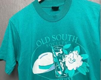 S vintage 90s Old South Society Nashville screen stars t shirt