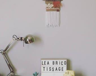 Woven wall hanging / Weaving wall hanging