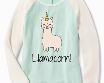 Llamacorn SVG, unicorn svg, llama svg, fantasy svg, horn svg, llama cut file, unicorn cut file, DXF, PNG.
