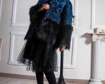 """Fur coat from karakul""""Malvina"""""""