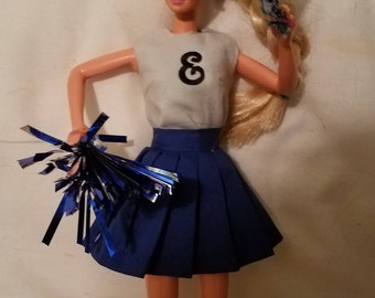 Barbie Clothes Cheerleader Outfit