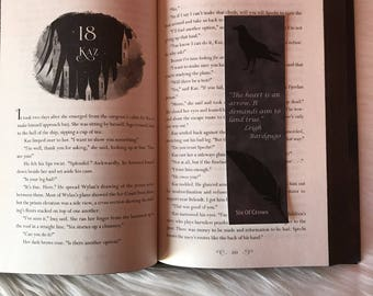 Six of Crows- Bookmark