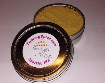 Organic Ginger Powder .71 oz