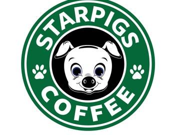 Baby Pig Svg-Png-Pdf-Jpeg