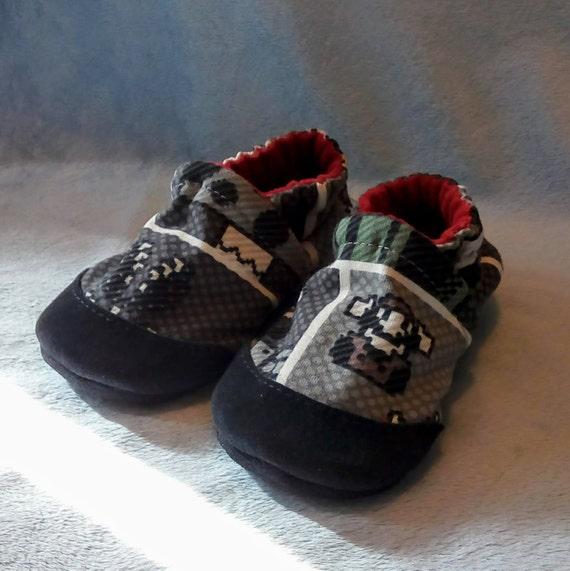 Super Mario Bros: Soft Sole Baby Shoes 12-18M