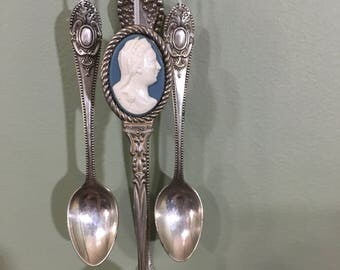 Classy Cameo Wind Chime