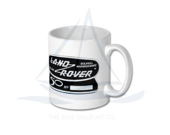 Land Rover Defender 50TH Anniversary Mug, Defender, Truck, Defender Gift, Cars, Defender, Land Rover 90, Land Rover 110, Land Rover 130