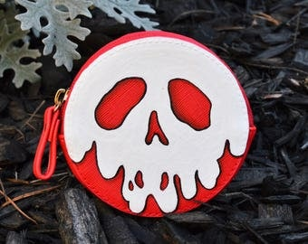 Poisoned Apple Coin Purse