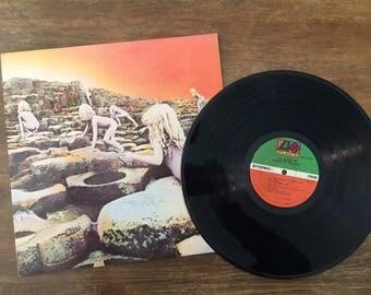 Led Zeppelin Houses of the Holy Vinyl LP