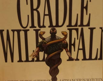 The Cradle Will Fall by Mary Higgins Clark (1980, Hardcover)