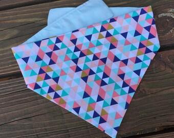 Tropicana bandana and bow