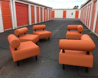 Jack Cartwright Modular 5-Seat Sofa