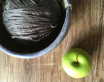 Yarn bowl blue ocean