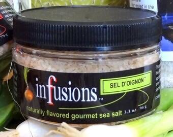 Sel D'Oignon Onion Infused Sea Salt
