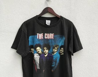 20% OFF Vintage The Cure Swing Tour 1996 / Band Shirt / The Cure Vintage