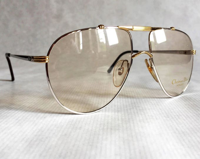 Christian Dior Monsieur 2448 Vintage Glasses New Unworn Deadstock
