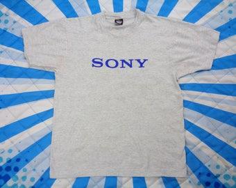 Sony Entertainment Screen Stars Tshirt sz Large