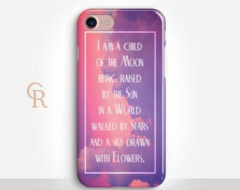 Inspirational Phone Case For iPhone 8 iPhone 8 Plus iPhone X Phone 7 Plus iPhone 6 iPhone 6S  iPhone SE Samsung S8 iPhone 5 Quote Motivation