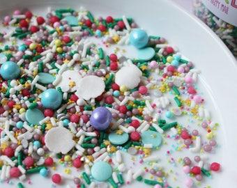 Magic Mermaid Sprinkle Mix (175g Jar)