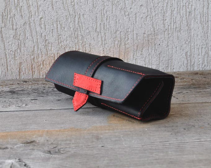 Personalized Gift, Leather Pencil Roll