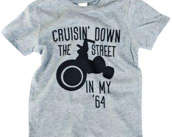 Funny Toddler Tee   Funny Toddler Boy Shirt   Funny Kid's Shirt   Toddler Rap Shirt   Gangsta Rap Shirt   Funny Toddler Girl Shirt
