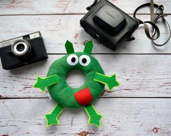 Monster, Camera Lens Buddy, Camera Accessories, Lens Buddy, Crochet Lens Critter, Photographer Helper, Family Photography
