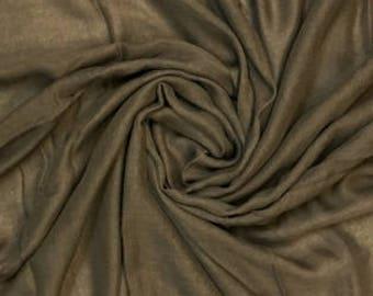 Beautiful Classic Plain Viscose Large Scarf