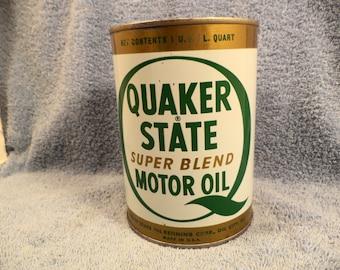 Quaker State Etsy