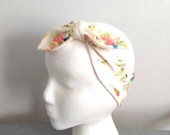 Wide Adult Head Wrap / Best Friend Gift / Boho Headband / Boho Chic / Women's Headband / Hairband / Hair Wraps for Women / Hair Accessories