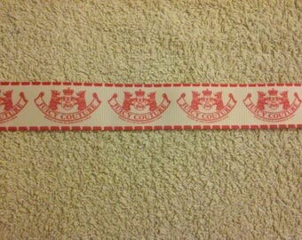 Juicy couture Ribbon (1 m) 25mm
