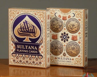 Sultana Playing Cards