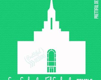 San Salvador, El Salvador Temple LDS Mormon Clip Art png eps svg dxf Vector