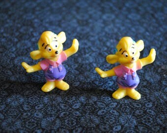 Kelloggs cereal Talespin Molly Cunningham plastic toy