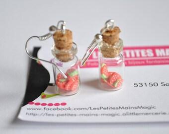 earring bottle jar cutter