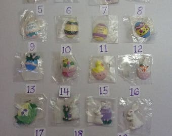 Easter Mini Polymer Embellishment