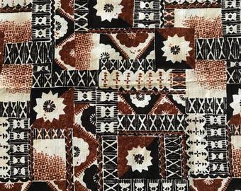 Vintage Gordon Hawaiian Fabric
