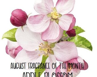 Room Spray, Fragrance of the Month, Apple Blossom