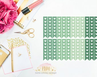 June Checklist Stickers | Planner Stickers designed for use with the Erin Condren Life Planner